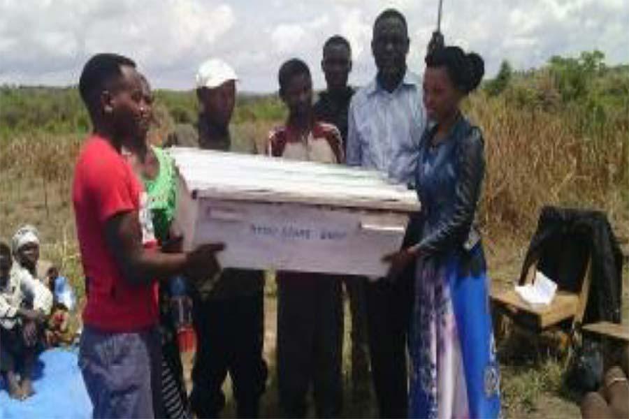 Rubale Beekeeping project