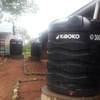 Marumba school water tanks