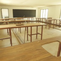 New laboratory furniture at Ikimba Schools