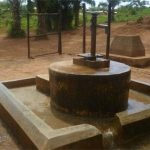 completed well at basanza dispensary tanzania