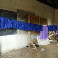 Garments at Blema center