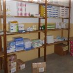 Medicines at Mnyambe Dispensary
